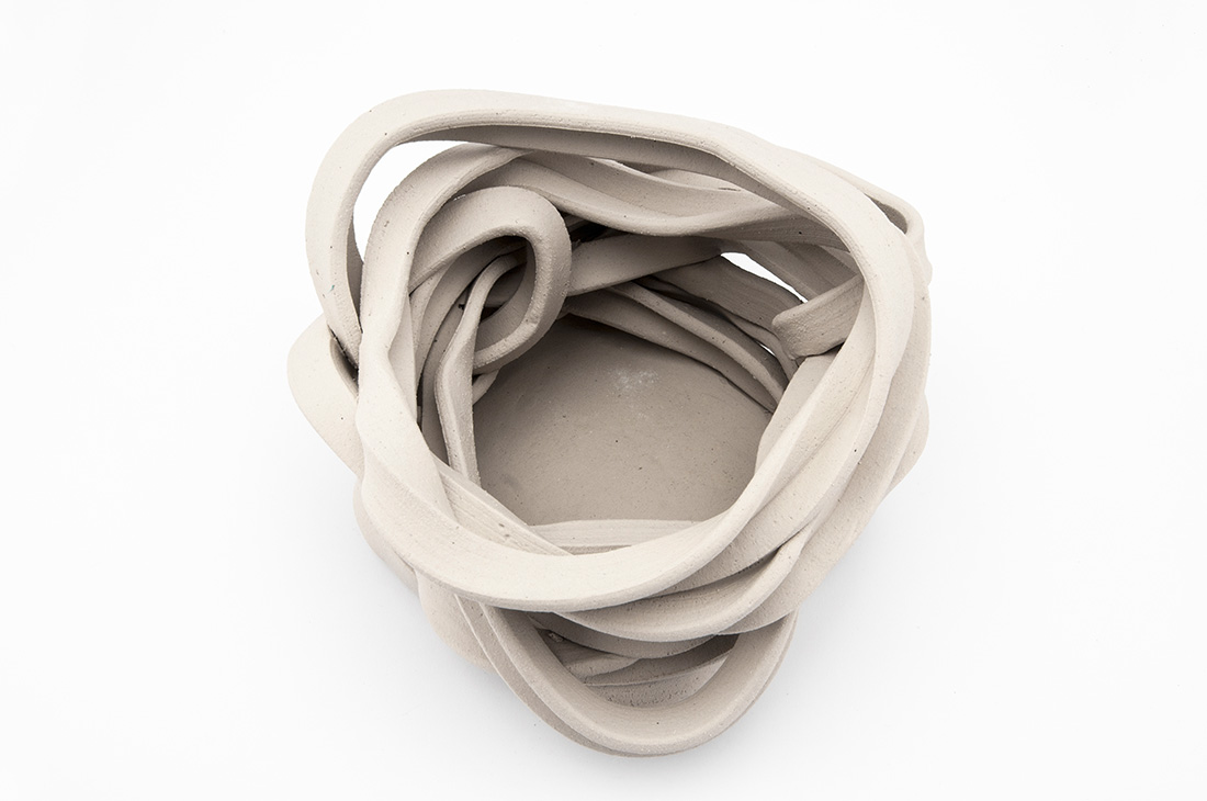 vaso ceramica naturale